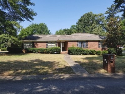 Warner Robins Single Family Home For Sale: 101 Hickory Bend Drive