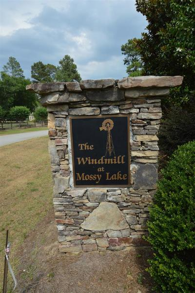 Perry Residential Lots & Land For Sale: 404 Big Oaks Road