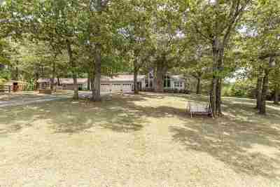 Peach County Single Family Home For Sale: 1654 Housers Mill Road