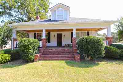 Macon Single Family Home For Sale: 1011 Bass Road