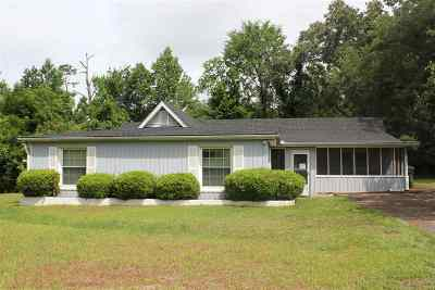Macon Single Family Home For Sale: 6669 Goodall Mill Rd