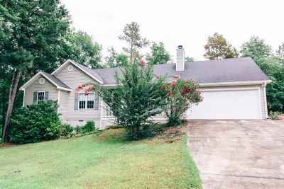Macon Single Family Home For Sale: 1752 Greentree Parkway