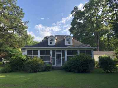 Macon County Single Family Home For Sale: 115 Old Perry Road