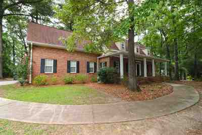 Perry Single Family Home For Sale: 121 Kentucky Downs