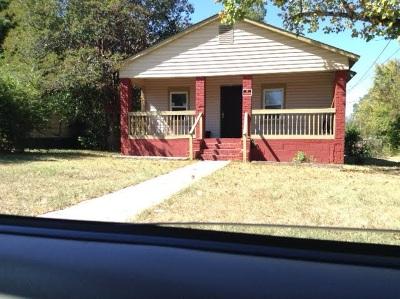 Macon Single Family Home For Sale: 2109 Monroe Avenue