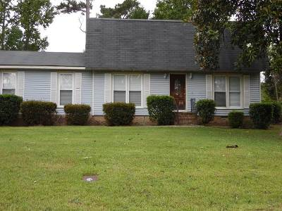 Macon Single Family Home For Sale: 3425 Wilmington Drive