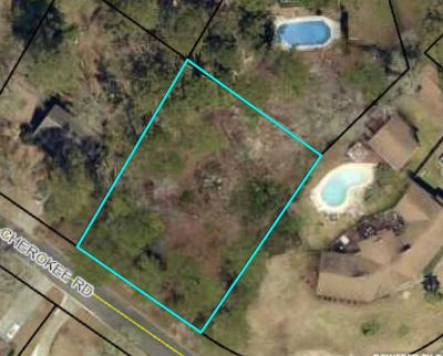 Perry Residential Lots & Land For Sale: 1005 Cherokee Road