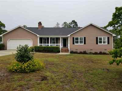 Macon Single Family Home For Sale: 5937 Clayts Circle