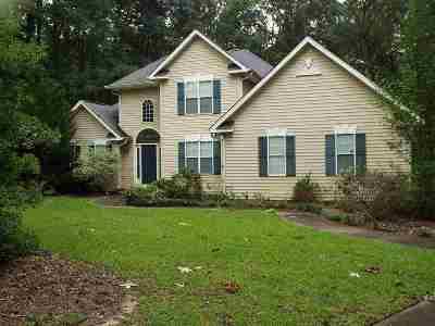 Macon Single Family Home For Sale: 1455 Johnson Road