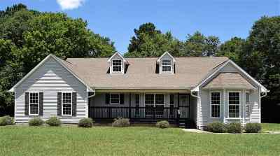 Macon Single Family Home For Sale: 191 Dusty Lane