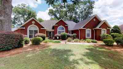 Warner Robins Single Family Home For Sale: 313 Victoria Circle