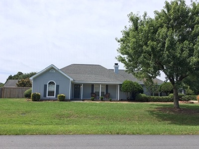 Warner Robins Single Family Home For Sale: 219 Sleepy Lane