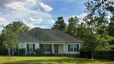 Macon Single Family Home For Sale: 187 Chapman Ridge Road