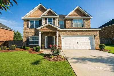 Single Family Home For Sale: 233 Black Hawke Lane