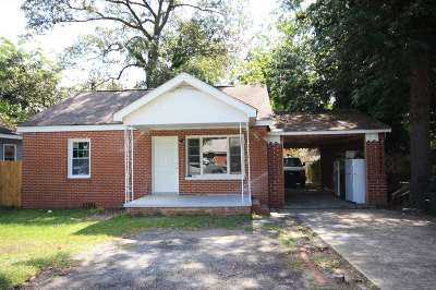 Warner Robins Single Family Home For Sale: 206 N Sixth Street