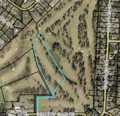 Perry Residential Lots & Land For Sale: 1060 Country Club Road