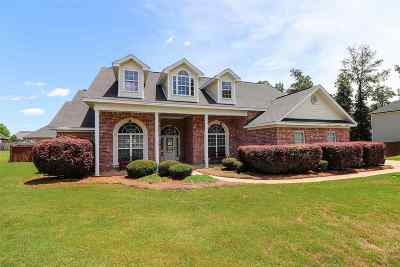 Warner Robins Single Family Home For Sale: 206 Erin Way