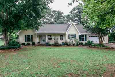 Centerville Single Family Home For Sale: 212 Crestwood Cir