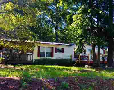 Macon Single Family Home For Sale: 589 Chapman Road