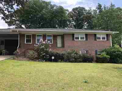 Warner Robins Single Family Home For Sale: 512 Terrell Street