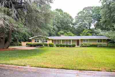 Fort Valley Single Family Home For Sale: 504 Westview Drive