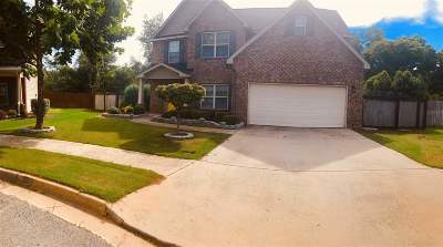 Warner Robins Single Family Home For Sale: 309 Deven Court