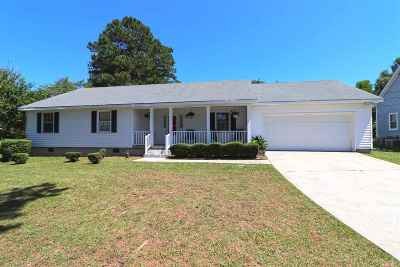 Macon Single Family Home For Sale: 103 Pine Rock Court