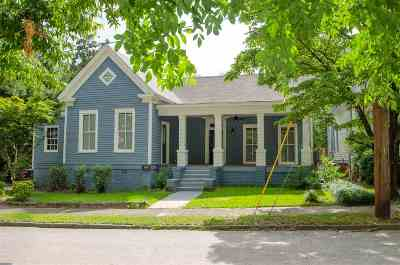 Macon Single Family Home For Sale: 243 Cleveland Avenue