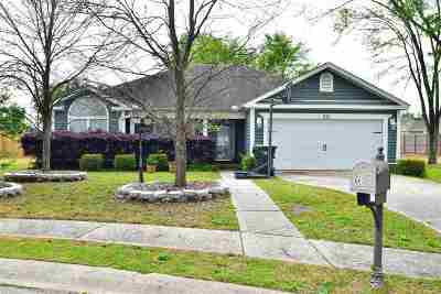 Bonaire Single Family Home For Sale: 312 Thornton Drive