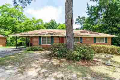 Macon Single Family Home For Sale: 3732 Atwood Drive
