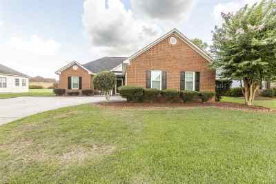 Warner Robins Single Family Home For Sale: 122 Knights Bridge