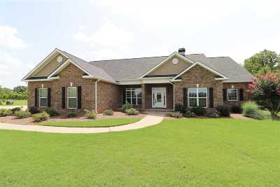 Peach County Single Family Home For Sale: 1535 Irby Road