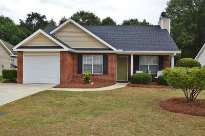 Warner Robins Single Family Home For Sale: 138 Willis Creek Road