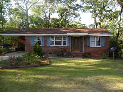 Warner Robins Single Family Home For Sale: 118 Lincoln Street