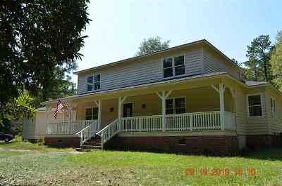 Macon Single Family Home For Sale: 7621 Buck Horn Court