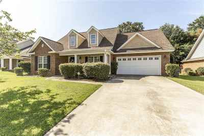 Warner Robins Single Family Home For Sale: 112 Sandy Springs Drive