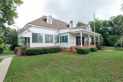 Peach County Single Family Home For Sale: 824 Lakeside Drive