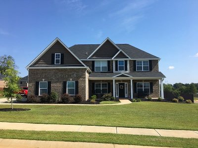 Single Family Home For Sale: 721 Bedfordshire Lane