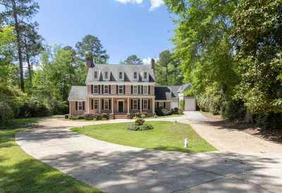 Macon Single Family Home For Sale: 4141 Canyon Road