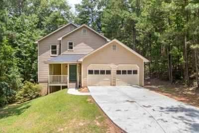 Macon Single Family Home For Sale: 147 River Forest Drive