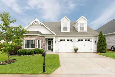 Perry Single Family Home For Sale: 163 Fairway Oaks Drive