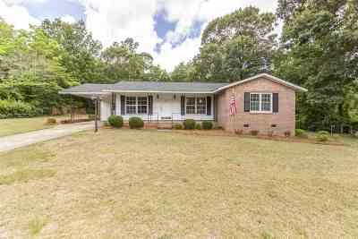 Warner Robins Single Family Home For Sale: 111 Hillside Terrace