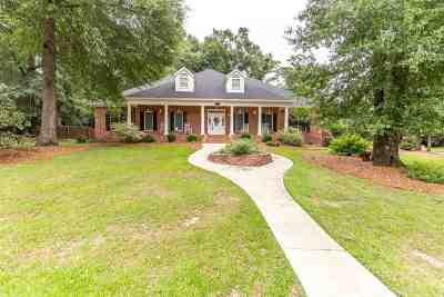 Kathleen Single Family Home For Sale: 119 River Valley Trail