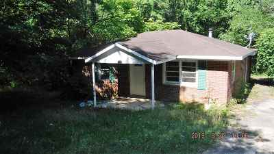 Macon Single Family Home For Sale: 1704 Hamilton