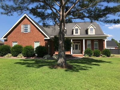 Warner Robins Single Family Home For Sale: 202 Bergermont Court