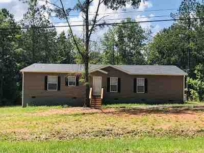 Macon Single Family Home For Sale: 85 Wilbur Drive