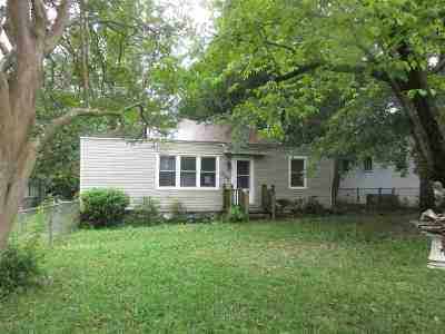 Single Family Home For Sale: 208 8th Street