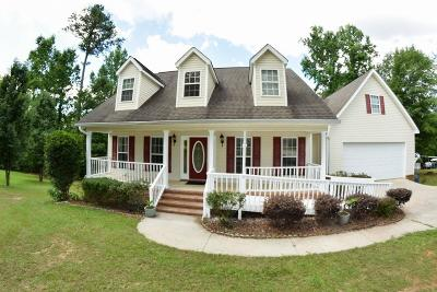 Macon Single Family Home For Sale: 205 Claystone Court