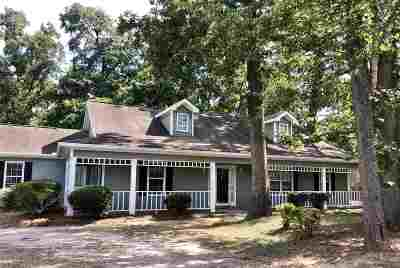 Warner Robins Single Family Home For Sale: 117 Autumn Woods Drive