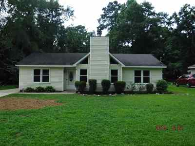 Macon Single Family Home For Sale: 279 Jefferson Circle